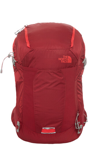 The North Face Aleia 22-RC Backpack Biking Red/High Risk Red